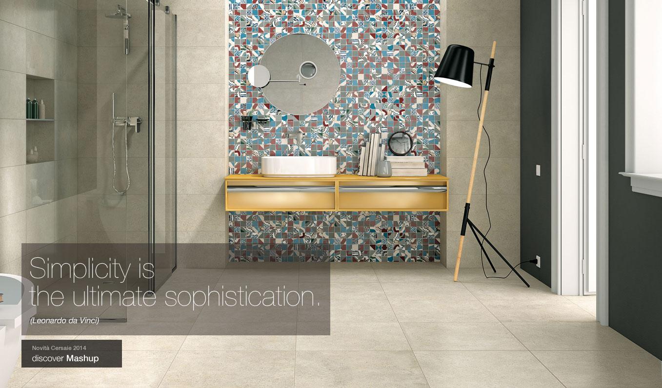 Mirage ceramiche per pavimenti rivestimenti e facciate - Rivestire bagno senza togliere piastrelle ...