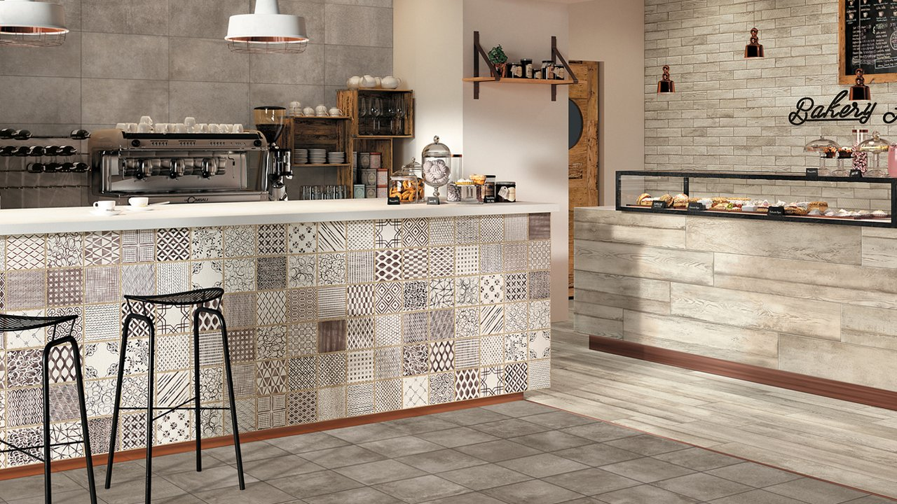HMADE - HMADE Stylish Interior Design of Porcelain Tiles | Mirage