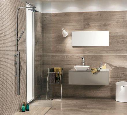 Rivestimenti bagno in gres porcellanato mirage - Rivestimenti per bagno piccolo ...