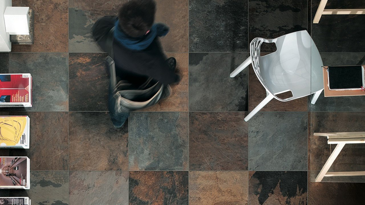 Ardesie - The Ardesie Porcelain Tile Collection by Mirage
