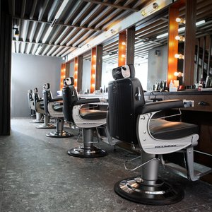 Barbershop Mr. Right