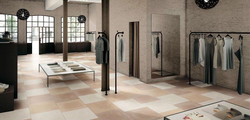 La tua casa in stile industriale mirage for Cemento industriale in casa