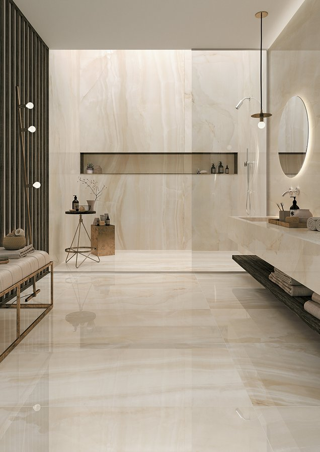 The Use Of Marble In Luxury Interior Design | Mirage
