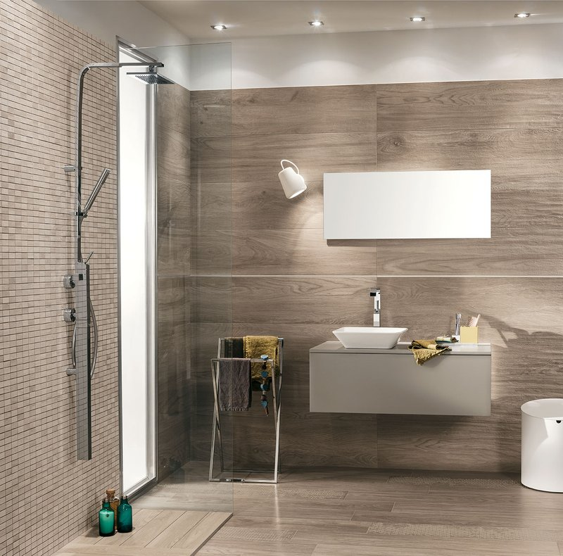 Stunning Idee Bagno Rivestimenti Gallery - New Home Design 2018 ...