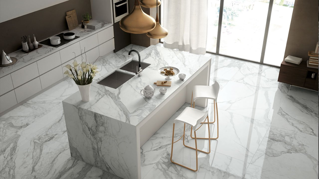 Large Format Porcelain Tiles | Mirage