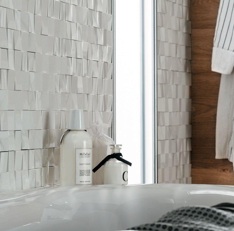Say Si Si To Spanish Style Homes 6 Key Features: Bagno Effetto Legno: Collezioni Jewels E Signature