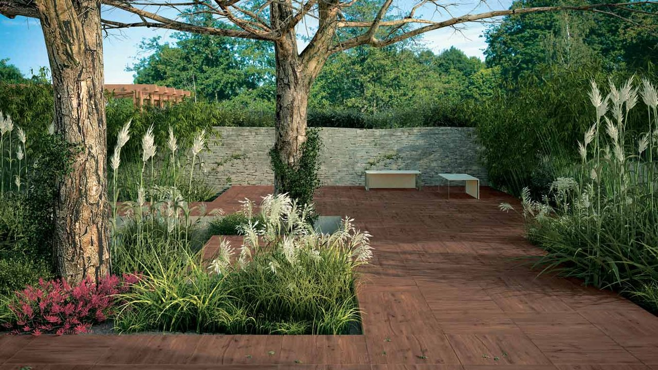 Sundeck - Sundeck, Outdoor Ceramic Tiles by Mirage
