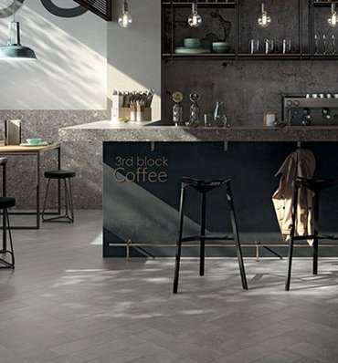 Concrete Effect Tiles Mirage