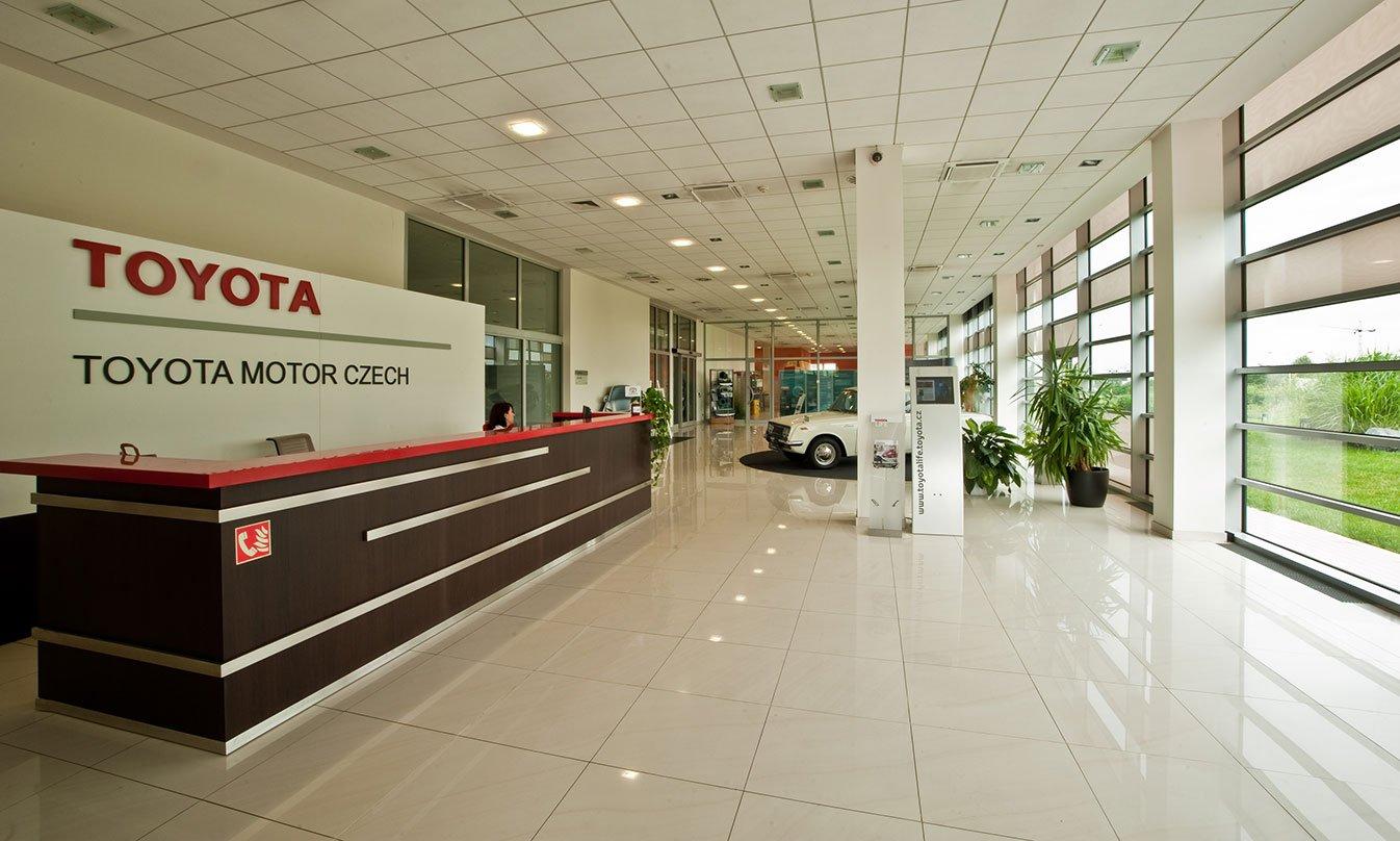 Kekurangan Showroom Toyota Harga