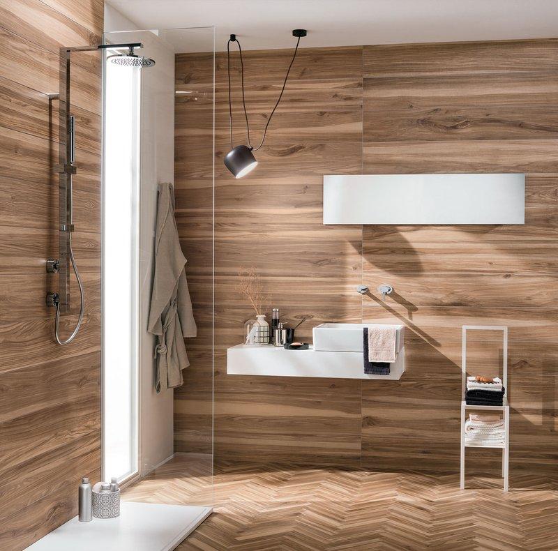 Pavimenti e rivestimenti bagno: collezione Koru | Mirage